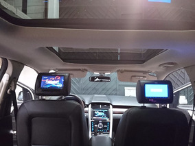 Ford Edge Limited 2014 Piel Qc Controles Dvd Cabecera Llaves