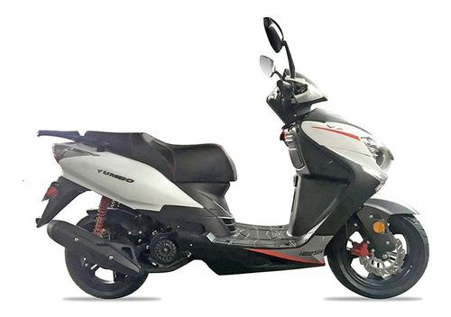 Yumbo Vx4 Scooters Motos Moto Nueva 0km 2021 + Obsequio Fama