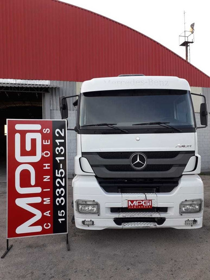 Mb 2644 6x4 2013 Teto Baixo Automatico ! Apenas R$175.000