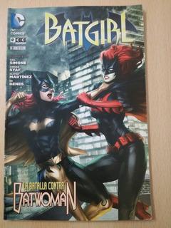 Batgirl ( Batichica) N°3 Ecc 2013 Argentina