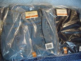 Pantalon Jeans Talla 52 Mezclilla Una Pz. Escoge Color.
