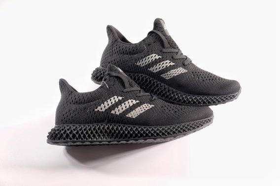 adidas Future Craft 4d Triple Black