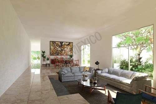 Hermosa Y Muy Amplia Casa Residencial De Lujo En Tamanche