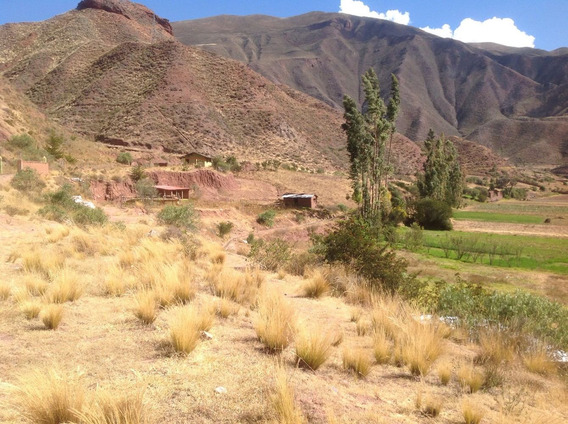 Oportunidad De Terreno En El Valle Sagrado