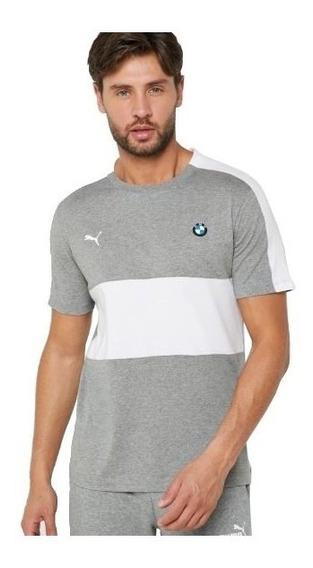 Camisa Puma Bmw Mms T7 - Original