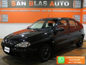 Renault Megane Bic Pack Plus 2009 1.6 Dh Aa 5p San Blas Auto