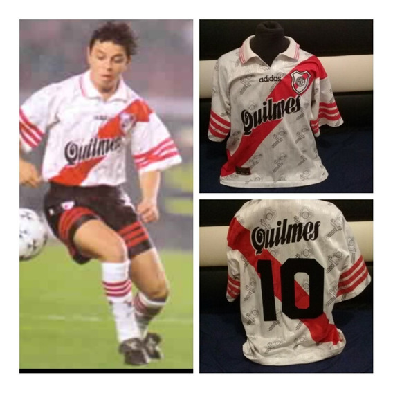Camiseta River Super Copa 1997- Gallardo