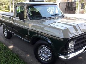 Chevrolet/gm A10 Super-série 1984 Novíssima. Original.