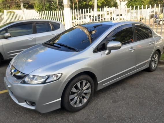 Honda Civic 2011 1.8 Lxl Se Couro Flex Aut. 4p