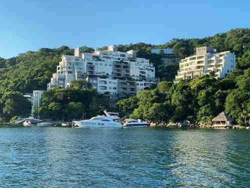 Departamento Vista Real En Venta En Acapulco