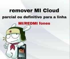 Remoção Semi Ou Definitivo Miaccont Xiaomi