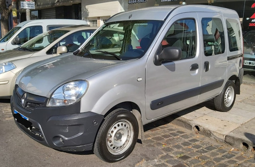 Renault Kangoo Confort 1.6 5 Asientos C/gnc