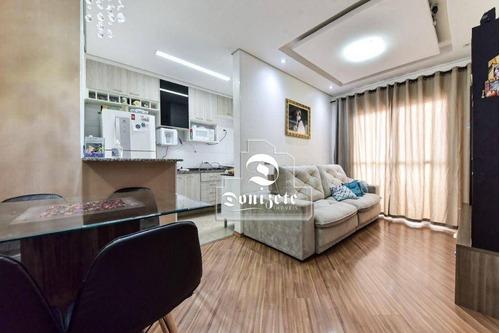 Imagem 1 de 30 de Apartamento Com 2 Dormitórios Para Alugar, 56 M² Por R$ 2.200,00/mês - Ferrazópolis - São Bernardo Do Campo/sp - Ap17344