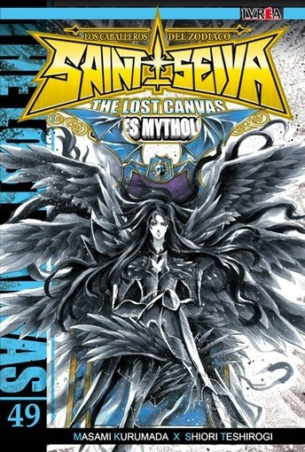 Saint Seiya The Lost Canvas 49 - Masami Kurumada