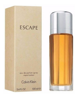 Perfume Calvin Klein Escape Femenino 100ml En Cde