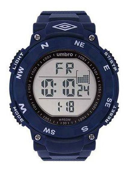 Relógio Masculino Umbro Umb-01s-1 C/ Garantia E Nf