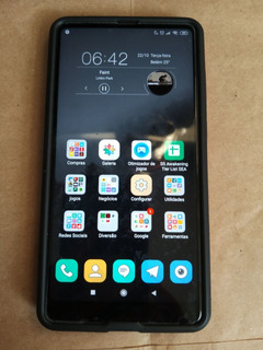 Celular Xiaomi Mi Mix 2 6gb De Ram E 256gb De Armazenamento