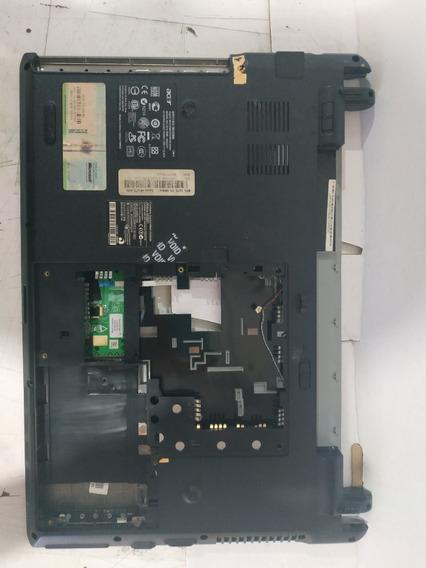 Carcaça De Notebook Aspire Modelo 4810tz-4439