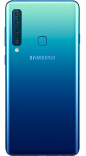Smartphone Galaxy A9 128gb 4 Cameras 6gb Ram - Azul