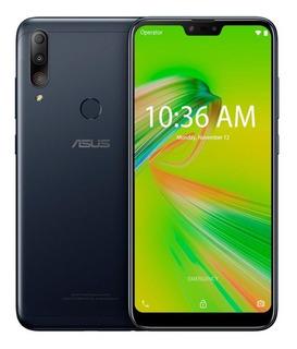 Smartphone Asus Zenfone Max Shot 64gb 12mp Tela 6,26 Preto