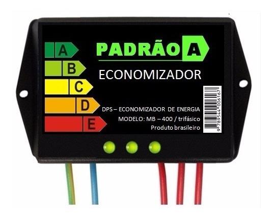 * Redutor De Energia Até 40% Dps Trifásico