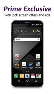 LG G6 128 Gb Desbloqueado At Y Ttmobileverizon Black Prime E