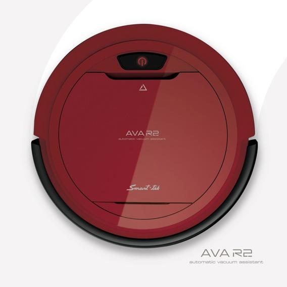 Aspiradora Robot Ava Smart Tek Inteligente R2 Sin Bolsa