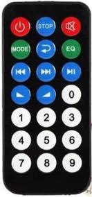 Controle Para Placa Decodificador Usb Mp3 Frete 12,79