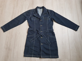 Casaco / Vestido / Sobretudo Jeans - Lalyk