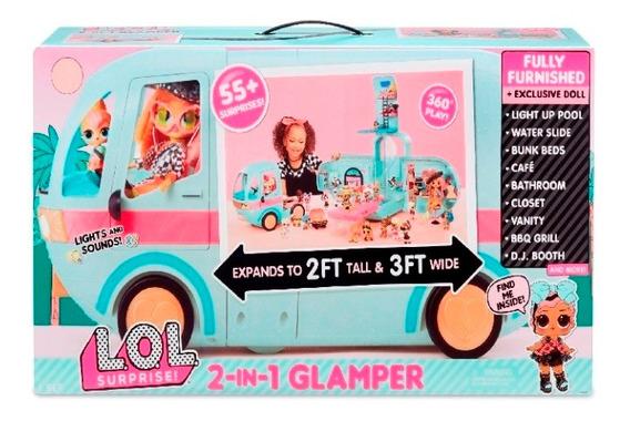Lol Surprise - 2-in-1 Glamper