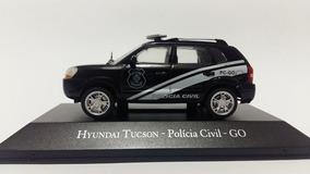 Veículos De Serviço - Hyundai Tucson - Policia Civil - Go
