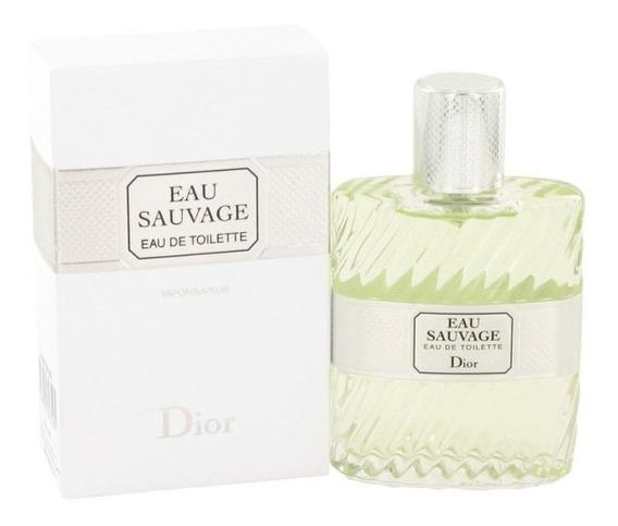 Perfume - Eua Sauvage - Dior - 50ml - Original - Promoçãoo