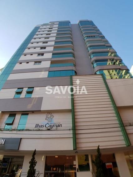 Apartamento 4 Suítes, Quadra Do Mar No Centro De Itapema - 2624