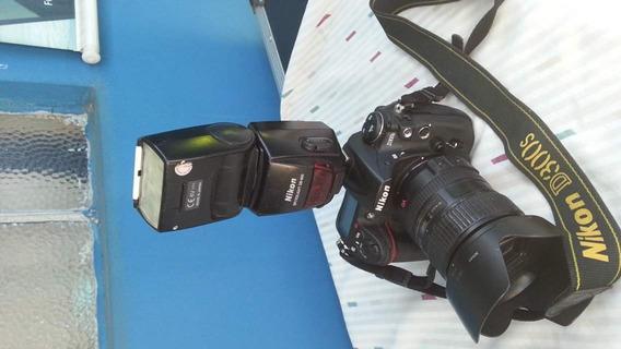 Camera Fotografica Nikon D300s Semi Nova
