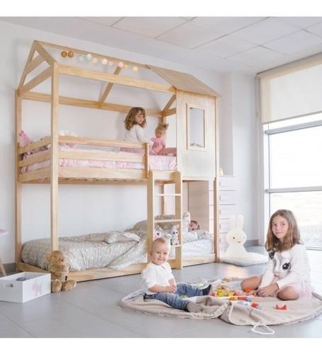 Camas Montessori Para Niños.