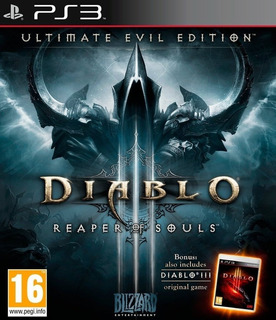 Diablo 3: Reaper The Souls Ps3 Digital Entrega Inmediata
