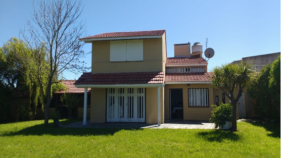 Vendo Casa En Mar Chiquita (bs As)