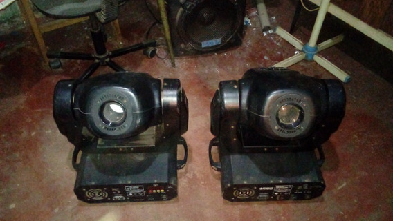 Moving Head Starlux Antigo