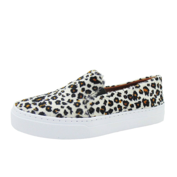 Slip On Animal Print - Onça