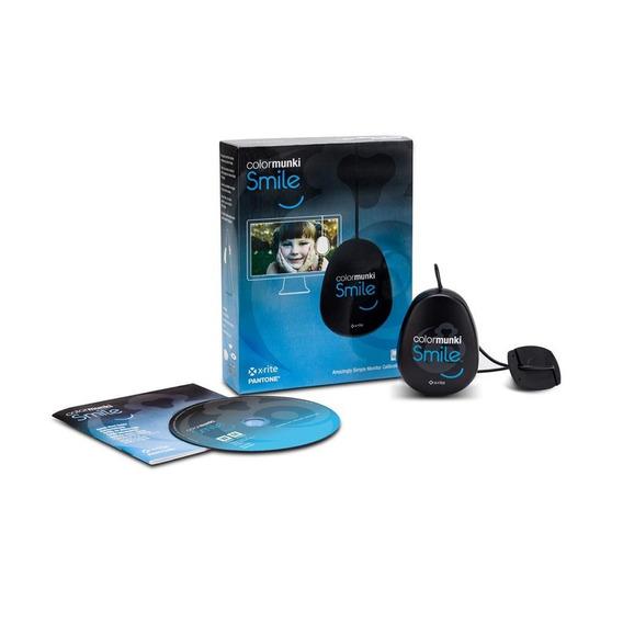 Colormunki Smile Calibrador Color Monitor Cmunsml X-rite