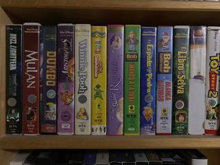Peliculas Vhs Originales De Disney