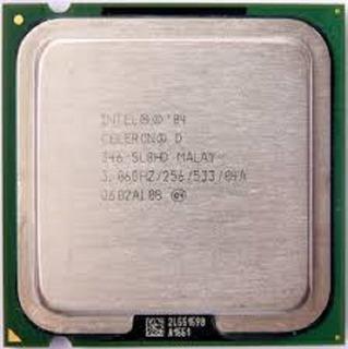 Procesador Intel Celeleron D 336 A 2.8 Ghz Sl98w Soketlga775
