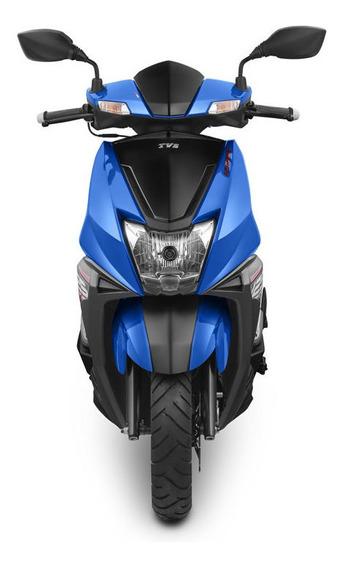 Moto Tvs Ntorq 125 0km Mec Team