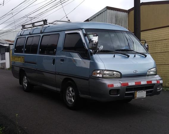 Vendo Buseta Hyundai Grace Celeste 15 Pasajeros Exc Estado