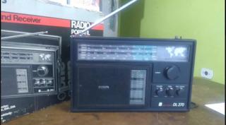 Rádio Philips Di-160 (antigo) Raridade!