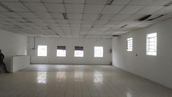 Salão Comercial Para Venda E Locação, Lapa, São Paulo. - 1640