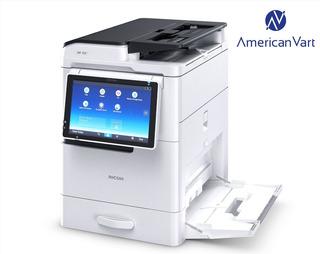 Impresora Multifuncion Laser Fotocopiadora Ricoh Mp 305spf