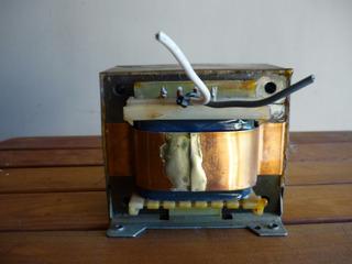 Transformador De Voltaje Para Amplificador Y Receiver Excele