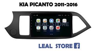 Auto Radio Android 9.1 Kia Picanto 2011-2016