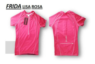 Remera Ciclismo Jersey Venzo Frida Lisa Dama - Racer